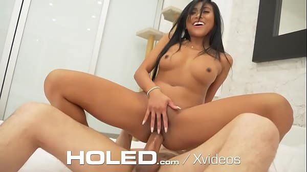 HOLED Tight Asian Asshole Fucked With Thick Anal Creampie